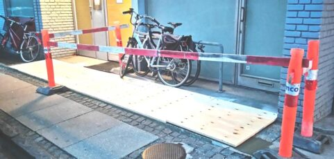 NCC renoverer lyskassen i Langesund 10