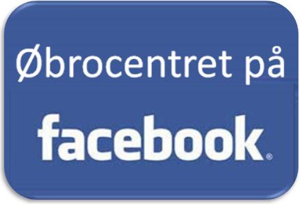 Øbrocentret på Facebook